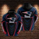 New England Patriots Limited Hoodie S132