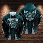 Champion -Philadelphia Eagles Limited Hoodie/ Jogger 1029