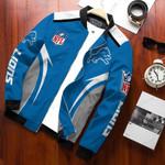 Detroit Lions Bomber Jacket 169