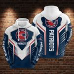 New England Patriots Limited Hoodie S114