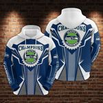 Champion - Seattle Seahawks Limited Hoodie | Jogger S046