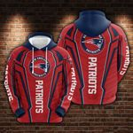 New England Patriots Limited Hoodie S123