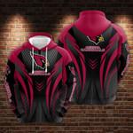 Arizona Cardinals Limited Hoodie | Jogger S004