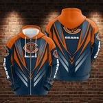 Chicago Bears Limited Hoodie S234