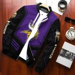 Minnesota Vikings Bomber Jacket 245