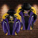 Minnesota Vikings Limited Hoodie S109