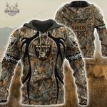 Las Vegas Raiders Realtree Hunting Camo Limited Hoodie S576