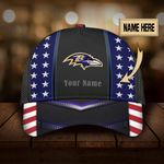 Baltimore Ravens Personalized Limited Classic Cap 106