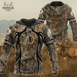 Washington Redskins Realtree Hunting Camo Limited Hoodie S577