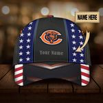 Chicago Bears Personalized Limited Classic Cap 103