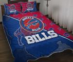 Buffalo Bills Quilt Set 12