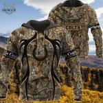 Indianapolis Colts Realtree Hunting Camo Limited Hoodie S572