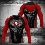 San Francisco 49ers Fans Limited Hoodie S565