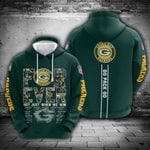 Green Bay Packers Limited Hoodie S560
