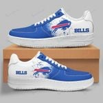 Buffalo Bills Limited Edition White Sole Air Force 1 Sneakers NEW011613
