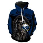 Buffalo Sabres  Limited Edition Over Print Full 3D