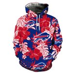 Buffalo Bills Limited Edition Men's and Women's All Over Print