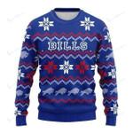 Buffalo Bills Limited Edition  Over Print Full 3D  Sweatshirt  S - 5XL