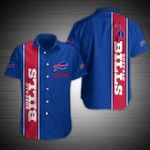 Buffalo Bills Limited Edition  Over Print Full 3D Hawaii Shirt S - 5XL