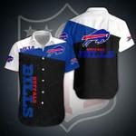 Buffalo Bills Limited Edition  Over Print Full 3D Hawaii S - 5XL