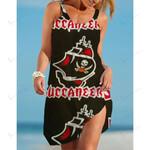 NFL Tampa Bay Buccaneers Beach Dress 81