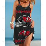 NFL Tampa Bay Buccaneers Beach Dress 87