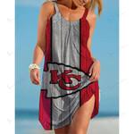 NFL Kansas City Chiefs Beach Dress 80