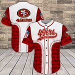 San Francisco 49ers Baseball Jersey 3