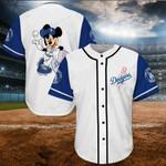Los Angeles Dodgers Baseball Jersey 4