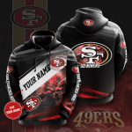 San Francisco 49ers Limited Hoodie S636
