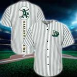 Oakland Athletics Baseball Jersey 12