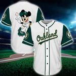 MK- Oakland Athletics Baseball Jersey 30