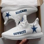 Dallas Cowboys 4D Future Sneakers 12
