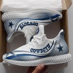 Dallas Cowboys 4D Future Sneakers 19