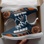 Chicago Bears 4D Future Sneakers 22