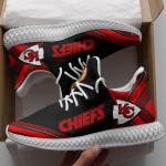 Kansas City Chiefs 4D Future Sneakers 23