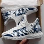 Dallas Cowboys 4D Future Sneakers 24