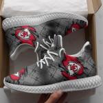 Kansas City Chiefs 4D Future Sneakers 40