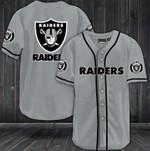 Oakland Raiders Personalized Baseball Jersey Shirt 38