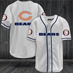 Chicago Bears Baseball Jersey Shirt 46