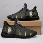 Pittsburgh Steelers 4D Future Sneakers 63