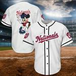 Washington Nationals Baseball Jersey Shirt 52