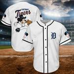 Detroit Tigers Baseball Jersey Shirt 49