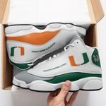 Miami Hurricanes AJD13 Sneakers 826