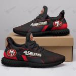 San Francisco 49ers 4D Future Sneakers 85