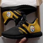 Pittsburgh Steelers 4D Future Sneakers 95