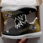 Baltimore Ravens 4D Future Sneakers 112