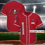 Tampa Bay Buccaneers Baseball Jersey Shirt 110
