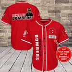 Bentalou Bomber's Personalized Baseball Jersey Shirt 116