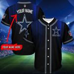 Dallas Cowboys Personalized Baseball Jersey Shirt 146